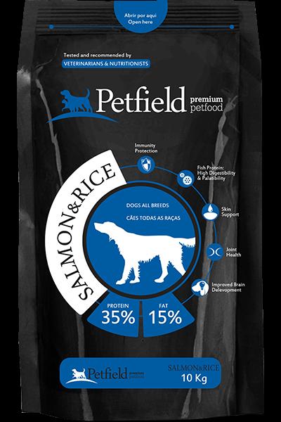 Petfield SALMON&RICE