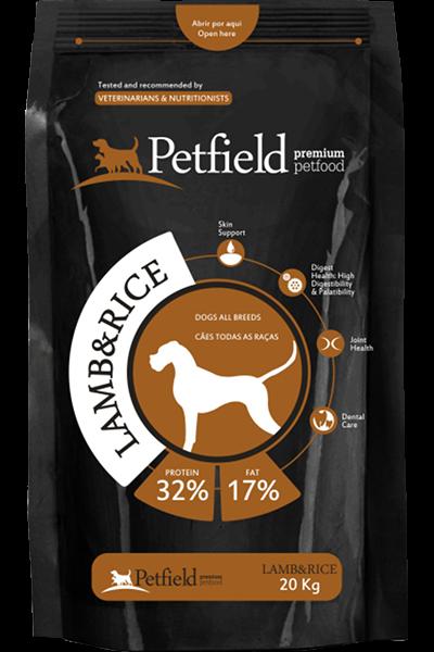 Petfield Lamb&Rice